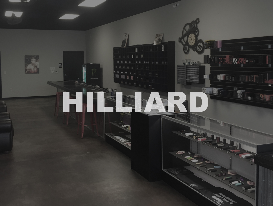 Advanced Vapor Hilliard Location| Vape Shop